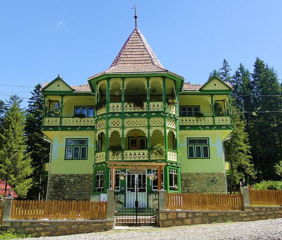 Villa Bella Borsec